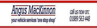 Angus MacKinnon Parts Shop