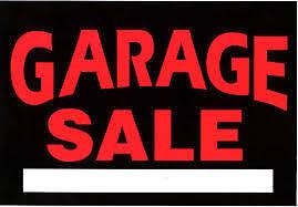 Cory's Garage Sale