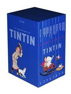 The Tintin Collection by Herge (Hardback, 2011)