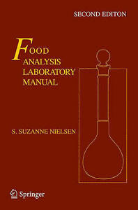 Food Analysis Laboratory Manual (Food Science Text Series)-ExLibrary