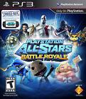PlayStation All-Stars Battle Royale Video Games