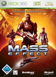 Mass Effect - Limitierte Sammleredition für Xbox 360 *gut* (mit OVP)