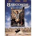 8 Seconds (DVD, 1999)