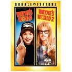Double Feature - Wayne's World/Wayne's World 2 (DVD, 2007, 2-Disc Set)