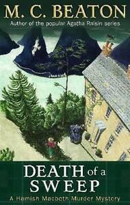Death-of-a-Sweep-Hamish-Macbeth-Beaton-M-C-Excellent-condition-Book