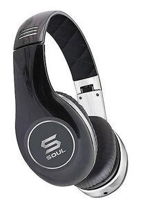 Soul SL150CB Headband Headphones - Silve...