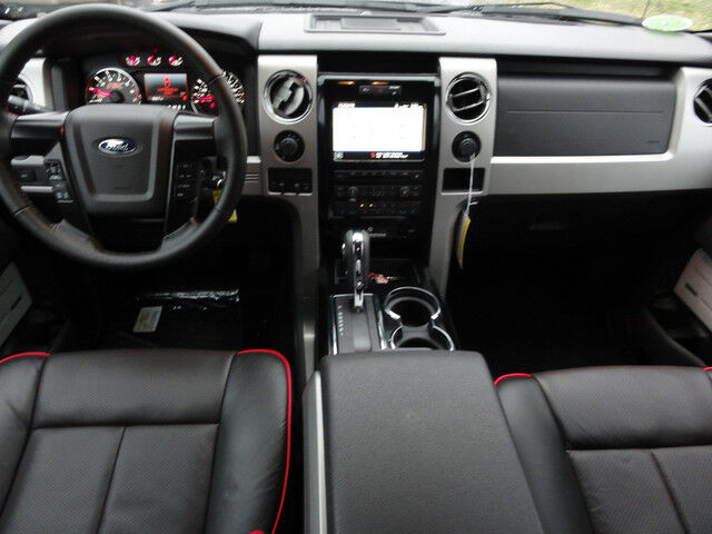 has the fx appearance package dash guage cluster notation fx and lighting - 2014 Ford F150 Fx4 Interior