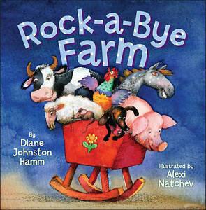 Rock-a-bye Farm by Diane Johnston Hamm (Board book, 2008)
