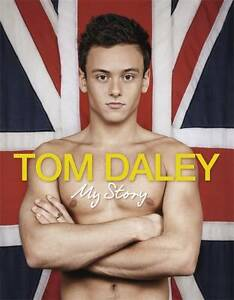 My-Story-SIGNED-by-Tom-Daley-1st-Edition-First-Printing-New-HB-Book-2012