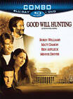 Good Will Hunting (Blu-ray/DVD, 2011, Canadian; Includes Digital Copy)