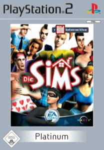 Die-Sims-Sony-PlayStation-2-2004-DVD-Box