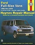 Ford-Full-Size-Vans-1992-Thru-2005-Automotive-Repair-Manual-by-Robert-Maddox