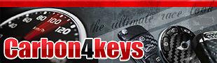 carbon4keys Schlüsseldekors