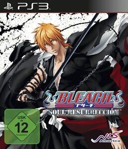 Bleach Soul Resurrección PS3