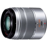 Panasonic Lumix G Vario 45 mm - 150 mm F/4.0-5.6 Aspherical Mega O.I.S Lens (Silver)