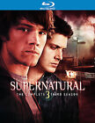 Supernatural: The Complete Third Season (Blu-ray Disc, 2008, 3-Disc Set)