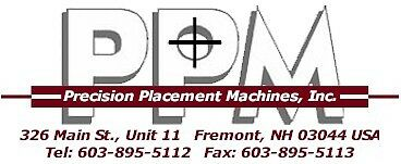 Precision Placement Machines Online