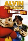 Alvin and the Chipmunks: The Squeakquel (DVD, 2010) (DVD, 2010)