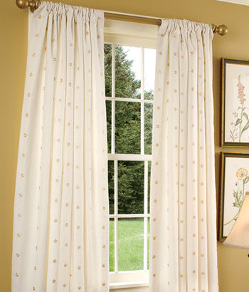 Your Guide to Buying Linen Curtain Fabric