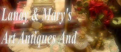 Lanay and Mary s Art Antiques And