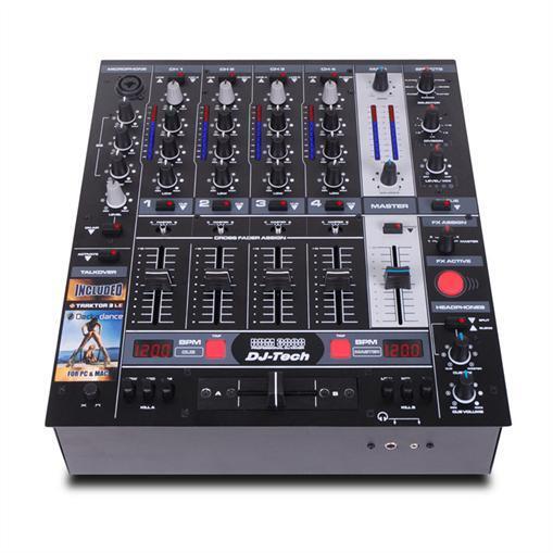 DJ-Mixer und Mischpulte für das perfekte Party-Event