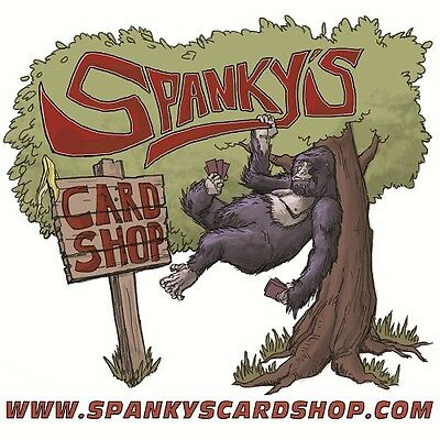 Spanky's Card Store