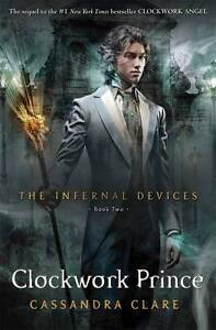The-Infernal-Devices-2-Clockwork-Prince-Cassandra-Clare-Excellent