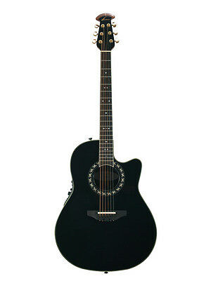 Ovation 2077AX Acoustic/Electric Guitar