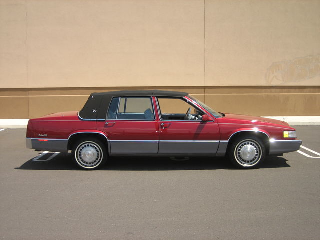 1990 91 92 Cadillac Deville One Owner Original 25k Miles