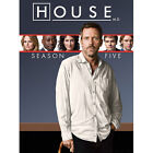 House: Season Five (DVD, 2009, 5-Disc Set)