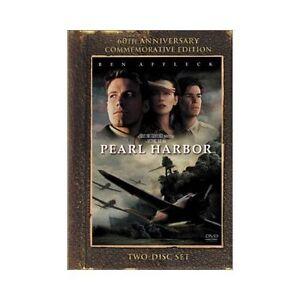 Pearl Harbor (DVD, 2001, 2-Disc Set, Wid...