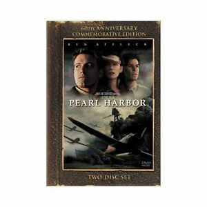 Pearl Harbor 60th Anniversary Commemorative Edit DVD Brand New Sealed - Clearwater, Minnesota, United States - Pearl Harbor 60th Anniversary Commemorative Edit DVD Brand New Sealed - Clearwater, Minnesota, United States
