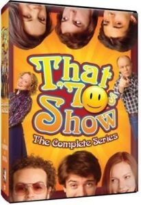 That 70s Show: The Complete Series (DVD, 24-Disc Set)