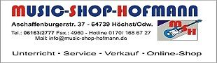 Music-Shop-Hofmann