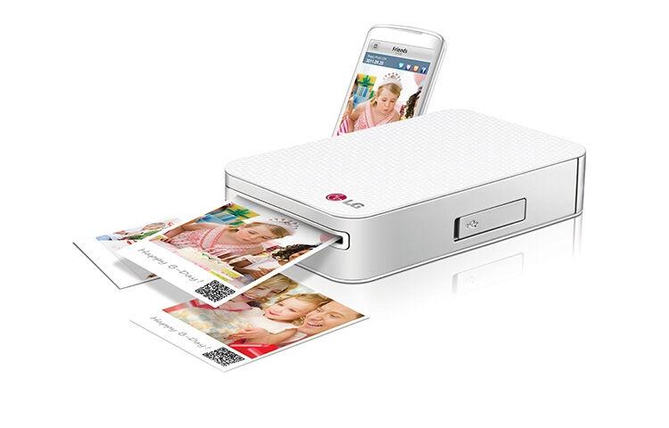 Pocket Photo Printer: Ihre schönsten Momente drucken, verschenken und tauschen