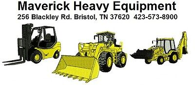 Maverick Heavy Equipment