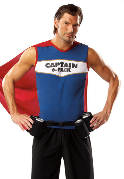 The Best Costumes for Muscular Men