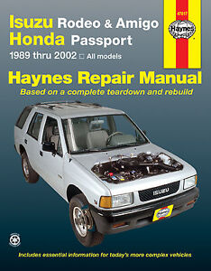 Haynes 47017 Repair Manual