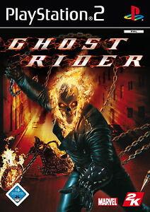 Ghost Rider (Sony PlayStation 2, 2007, DVD-Box)