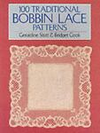 100 Traditional Bobbin Lace Patterns, Geraldine Stott and Bridget Cook, 0713439319