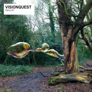 Visionquest  Fabric 61 2011 CD New and Sealed - Southampton, United Kingdom - Visionquest  Fabric 61 2011 CD New and Sealed - Southampton, United Kingdom