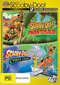 Scooby-Doo-And-The-Cyber-Chase-Legend-Of-The-Phantosaur-DVD-R4-NEW-SEALED