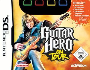 Guitar Hero: On Tour (Nintendo DS, 2008) ohne Guitar Grip NEU - <span itemprop='availableAtOrFrom'>Lengede, Deutschland</span> - Guitar Hero: On Tour (Nintendo DS, 2008) ohne Guitar Grip NEU - Lengede, Deutschland