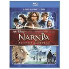 The Chronicles of Narnia: Prince Caspian (Blu-ray/DVD, 2010, 2-Disc Set)