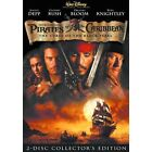 Pirates of the Caribbean: The Curse of the Black Pearl (DVD, 2003, 2-Disc Set, Special Edition)