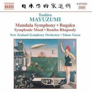 Mandala Symphony (Yuasa, New Zealand So) CD NEW