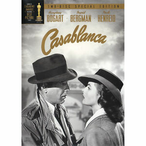 Casablanca-DVD-2009-2-Disc-Set-Special-Edition-BRAND-NEW-SEALED