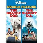 The Shaggy Dog/The Shaggy D.A. (DVD, 2009, 2-Disc Set)