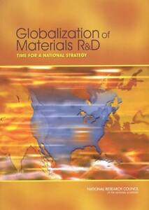 Nmab-Globalization Of Materials R&D:  BOOK NEW