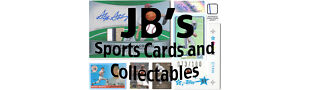 JB's Sports Cards And Collectables